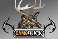 CamoBuck Antler Mounts